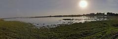 atardecer El Charco de la Boca El Rocío Parque Nacional de Doñana Almonte Huelva panoramica 10 (Rafael Gomez - http://micamara.es) Tags: atardecer el charco de la boca rocío parque nacional doñana almonte huelva panoramica