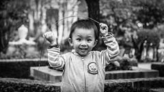 Untitled (#Weybridge Photographer) Tags: canon 5d mk ii mkii eos slr dslr adobe lightroom nepal kathmandu portrait boy child monochrome