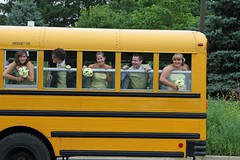 "Wedding Party on the Bus • <a style=""font-size:0.8em;"" href=""http://www.flickr.com/photos/109120354@N07/44288282810/"" target=""_blank"">View on Flickr</a>"