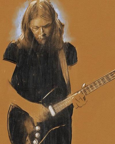 Big Dave. #PinkFloyd #comfortablynumb #guitar #legends #guitarheroes #davidgilmour #artistsoninstagram #artist #instaart #instaartist #artoftheday #artsy #artistic #illustration #drawing #draw #sketch #sketchbook #digitalart #digitalpainting #digitalartis
