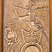 Beilin stele museum relief