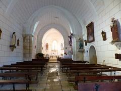 Bayers, Charente: église Notre-Dame. (Marie-Hélène Cingal) Tags: france poitoucharentes sudouest nouvelleaquitaine charente 16 baznīca église kirik iglesia church chiesa bažnyčia kirche kostol eliza bayers