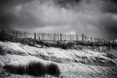 dune.fence (fhenkemeyer) Tags: clouds meneham finistère france bretagne brittany dune fence hff