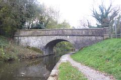 Bridge No27, New Mills.  (Peak Forest Canal) October 2018 (dave_attrill) Tags: peakforest canal newmills bridge lowergreenshalllane towpath peakdistrict derbyshire october 2018