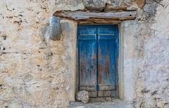Crete / Κρήτη / Kreta: Anidri (CBrug) Tags: crete κρήτη kreta anidri window fenster fensterläden fensterladen alt old