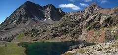 Lago Lussert 2 (iRe V) Tags: lake alps italy aosta vda valle grauson cogne lussert