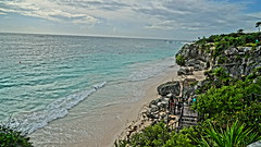 2017-12-07_09-43-14_ILCE-6500_DSC02487 (Miguel Discart (Photos Vrac)) Tags: 2017 24mm archaeological archaeologicalsite archeologiquemaya beach e1670mmf4zaoss focallength24mm focallengthin35mmformat24mm hdr hdrpainting hdrpaintinghigh highdynamicrange holiday ilce6500 iso100 landscape maya meteo mexico mexique pictureeffecthdrpaintinghigh plage sony sonyilce6500 sonyilce6500e1670mmf4zaoss travel tulum vacances voyage weather yucatecmayaarchaeologicalsite yucateque