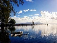 [  P O I N T E  V É N U S  ] (D. [SansPretentionAucune] (•̪●)  ✪) Tags: pointevenus mahina tahiti pacific frenchpolynesia polynesia polynesiefrancaise lagoon lagon moorea pirogue