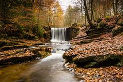 Nant Mill (russpowney) Tags: nantmill waterfall wales wrexham river playpowerwoods clyvedog