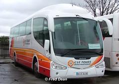 Bus Eireann SP7 (05D34190). (Fred Dean Jnr) Tags: april2005 dublin buseireann broadstone buseireannbroadstonedepot broadstonedepotdublin scania irizar pb sp7 05d34190