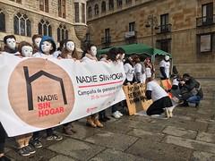 Flashmob Nadie Sin Hogar 2018 (36)