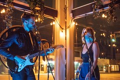 20180520_0120_1 (Bruce McPherson) Tags: brucemcphersonphotography emilychambers brendankrieg theheatley livemusic smallvenue diner bar duo rockandroll jazzsinger countryrock eastvancouver vancouver bc canada