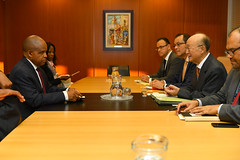 Bilateral Meeting Lesotho (05010590)