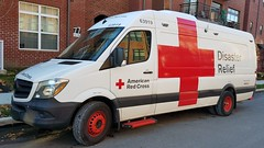 Disaster Relief (Central Ohio Emergency Response) Tags: american red cross columbus ohio emergency apparatus