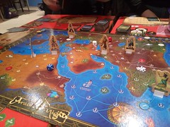 Tales of the Arabian Nights (tim ellis) Tags: game boardgame arabiannights zmangames circlebatlegroup stocklandgreen uk