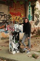 083 (boeddhaken) Tags: doel graffiti abandoned abandonedtown woman mostbeautifulwoman dreamwoman youngwoman beautifulwoman sexywoman cutegirl lovelygirl dreamgirl beautifulgirl belgiangirl prettygirl perfectgirl mostbeautifulgirl sexygirl brunette caucasian caucasianmodel belgianmodel model greatmodel belgiummodel whitemodel hotmodel posing longhair