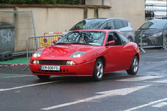 Fiat Coupé (CHRISTOPHE CHAMPAGNE) Tags: 2018 france epernay marne champagne habits lumiere fiat coupé