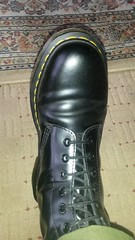 20180323_153527 (rugby#9) Tags: drmartens boots icon size 7 eyelets docmartens air wair airwair bouncing soles original hole lace doc martens dms cushion sole yellow stitching yellowstitching comfort cushioned wear feet dm 10hole black 1490 10 combats greencombats armycombats combattrousers greencombattrousers armycombattrousers docs doctormarten shoe footwear boot indoor dr