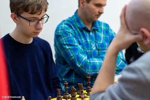 I Turniej Szachowy Dla Niepodległej-145