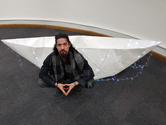 Carlos, the shaman (dou_ble_you) Tags: cosmineress