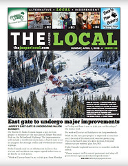 The Jasper Local - April 1st, 2018