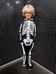 Everett On A Diet (Joe Shlabotnik) Tags: skeleton everett october2018 galaxys9 cameraphone justeverett 2018