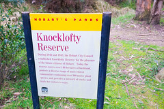 Mount Knocklofty Track