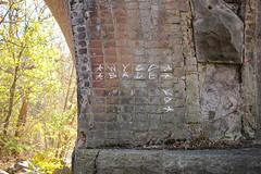 Wyld, Bale, K9 (NJphotograffer) Tags: graffiti graff pennsylvania pa wyld bale oa sfb crew k9