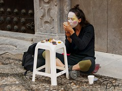 2-02/365_Maquillaje (2) (Dopior) Tags: calle robado artista