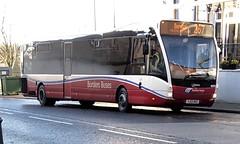 Borders Buses 11323 YJ13 HHZ (22/01/2019) (CYule Buses) Tags: service267 bordersbuses wcm westcoastmotors versa optare optareversa yj13hhz 11323
