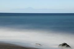 Mount Teide (smir_001) Tags: hike walk sea ocean milkywaves water atlanticocean tenerife mountteide teide landscape seascape minimalisticlandscape beach bay grancanaria canarias canaryislands spain canoneos6dmarkii january winter 10stopper longexposure art artistic fineart elrisco playadelrisco minimalism volcaniclandscape volcanicislands