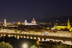 Florence - Cradle of the Renaissance (abhishek.verma55) Tags: florence renaissance firenze italy ©abhishekverma fujifilmxt20 travelphotography landscape night nightphotography evening lights beautiful europe eurotrip duomo dome peaceful outdoor urbanlandscape urban famousplaces palazzovecchio florencecathedral cityscape city beauty steeple architecture monument history historical travel toscana buildings arno exterior tower flickr photography explore landscapes outdoors outside old scenic scene view travelphotos vacation wanderlust