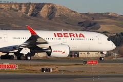 EC-MYX A350-941 Iberia (eigjb) Tags: lemd madrid airport barajas aeropuerto international espana spain jet transport aviation plane spotting aircraft airplane airliner aeroplane 2019 ecmyx a350941 iberia airbus a350 a359