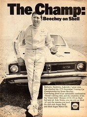 1971 Shell Petrol Norman Beechey HG Holden Monaro GTS-350 Aussie Original Magazine Advertisement (Darren Marlow) Tags: 13 5 7 9 19 71 1971 s shell p petrol petrolium n noman beechey h g hg holden m moaro t gts 350 coupe muscle c car automobile v vehicle 70s
