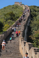 Tourist central (iorus and bela) Tags: bela iorus china chinesewall greatwallofchina holiday vakantie 2018