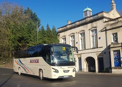 Rover European Coaches - CH64DRH (West Mids Bus Pics) Tags: vdl futura stroud rover european