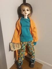 lounge wear (bowheadlove) Tags: doa bjd resinsoul resinsoultang pokemon