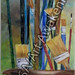 """""""Tools of the Trade"""" by Brenda C, acrylic, $430.00"""