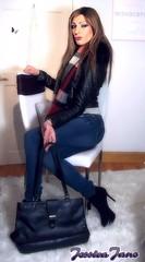 Pout 💋 (jessicajane9) Tags: tg crossdresser tgurl xdress tranny feminization tv crossdress transvestite cd travesti feminised trans crossdressed tgirl crossdressing transgender femme m2f