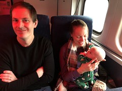 "Mommy and Daddy with Sam on the Polar Express • <a style=""font-size:0.8em;"" href=""http://www.flickr.com/photos/109120354@N07/46389610402/"" target=""_blank"">View on Flickr</a>"