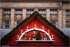 Weihnachten MMXVIII (geka_photo) Tags: gekaphoto kiel schleswigholstein deutschland weihnachtsmarkt weihnachten nussknacker rathaus