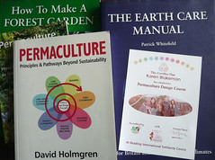 Challenge Friday, week 51, theme friendship (3) - Building friendships locally and globally through permaculture (karenblakeman) Tags: challengefriday cf18 friendship permaculture books december 2018 uk