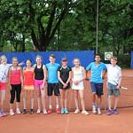 Dalība Tennis Europe turnīros Opalenic un Lodz, Polija, 2015