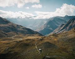 * (Ⓜⓡ. Ⓔⓓ) Tags: mamiya7ii 80mmf40 mountains southtirol hiking passeiertal timmelsjoch timmelsalm mediumformat 6x7 kodakportra400 200 analogue analog filmisnotdead filmphotography