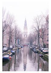 Zuiderkerk... (LukeDaDuke) Tags: kerk church zuiderkerk amsterdam iamsterdam canal kanaal gracht street streetphotography urban urbanphotography city cityphotography