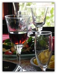 Taula de Nadal (CarmeCL) Tags: taula dinar nadal copes menjar