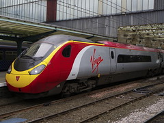 390037 (Rob390029) Tags: 390037 virgin trains class 390 carlisle citadel railway station car