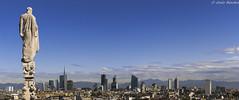Downtown Milán (jesussanchez95) Tags: milan italia italy panorámica panoramic urbanlandscape paisajeurbano