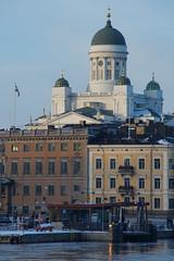 Helsinki as seen from the sea (Helihie) Tags: helsinki lands landscape cityscape building architecture travel travelphoto