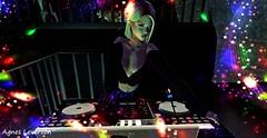 Scandalize v2 DJ Voir (Agnes Leverton) Tags: scanadlize voir gallery dj music fashion art photographer girl vagina agnes leverton krakow poland seconlife